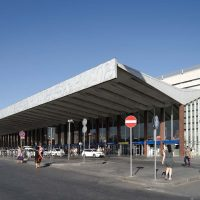 Front building of Termini Station